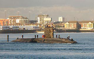 <i>Trafalgar</i>-class submarine submarine class