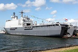 HNLMS Rotterdam L 800 - Flickr - Joost J. Bakker IJmuiden.jpg