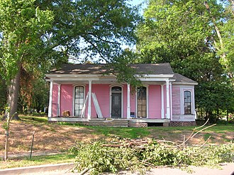 National Register of Historic Places listings in Madison County, Tennessee - Image: HP Farrar House