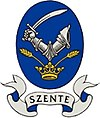 Huy hiệu của Szente