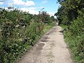 Hadrian's Wall National Trail near Glasson - geograph.org.uk - 933204.jpg