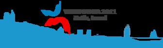 Wikimania Haifa Logo