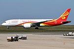 Hainan Airlines, B-2722, Boeing 787-8 Dreamliner (47578570022).jpg