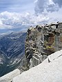 Half Dome, looking north along Tenaya Canyon. - panoramio.jpg