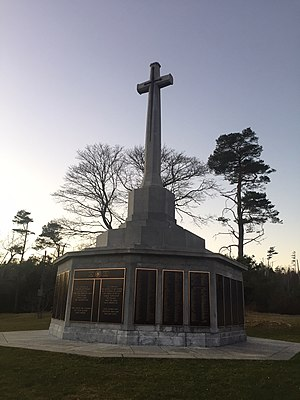 Point Pleasant Park - Halifax Memorial, Point Pleasant Park, Halifax, Nova Scotia