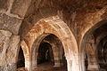 Hallway of Arches 4, Murud-Janjira.JPG