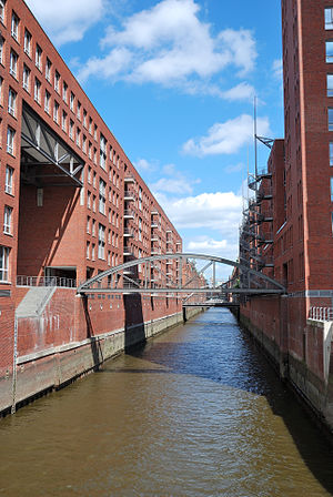 Hanseatic Trade Center - The HTC at Kehrwiederfleet