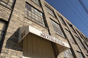 Hamilton Wood Type and Printing Museum - Image: Hamilton Wood Type Entrance