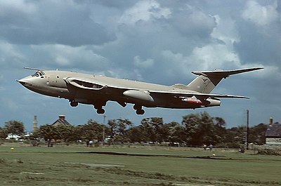 Handley Page Victor Handley Page HP-80 Victor K2, UK - Air Force AN0992882.jpg