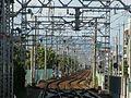 Hankyu Nishinomiyakitaguchi Station platform - panoramio (41).jpg