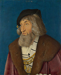 Hans Baldung: Portrait of a Man