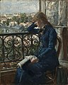 Hans Heyerdahl - At the Window - NG.M.01937 - National Museum of Art, Architecture and Design.jpg