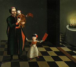Hanukkah 18th century