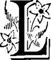 Haraucourt - La Légende des sexes, poëmes hystériques, 1882 - Lettrine-L.png
