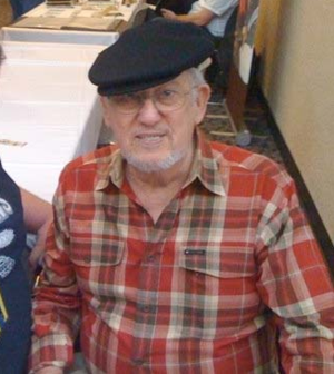 Fan Expo Dallas - Harold LeDoux at the Dallas Comic Con in Richardson, Texas (January 30, 2010)