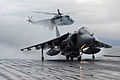 Harriers Leave HMS Ark Royal For Final Time MOD 45152139.jpg