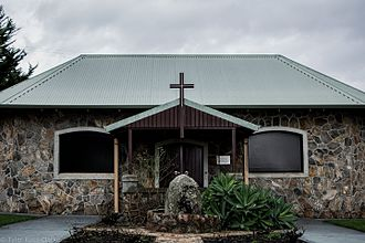 Harvey, Western Australia - Harvey Internment Camp Shrine