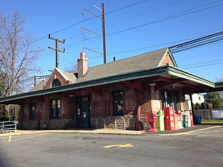 Hatboro station SEPTA rail station