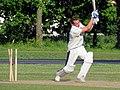 Hatfield Heath CC v. Netteswell CC on Hatfield Heath village green, Essex, England 50.jpg