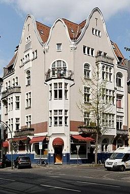 Gravelottestraße in Düsseldorf