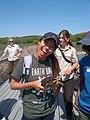 Having fun with Blanding's Turtles! (7374947198).jpg