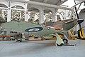 Hawker Hurricane XII 'Z5140 - HA-C' (G-HURI) (16582711291).jpg