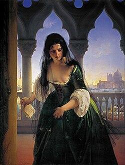Hayez, Francesco – Accusa segreta – 1847 1848.jpg