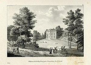 Heiligenberg (Leusden) - Heiligenberg, ca. 1830.