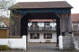 Am Rathaus in Römerberg