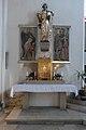 Heiligste Dreifaltigkeit (Augsburg) Josefsaltar 01.jpg