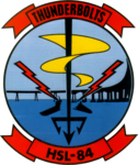 Helicopter Anti-Submarine Squadron Light 84 (US Navy) insignia, 1984 (6380322).png