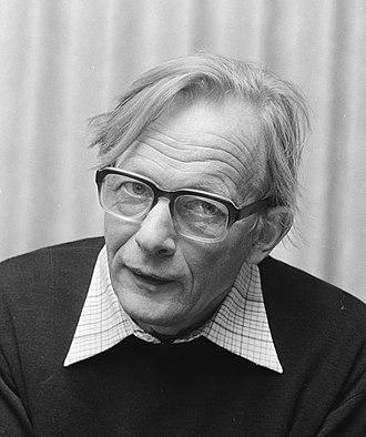 Hendrik C. van de Hulst - Hendrik C. van de Hulst in 1977