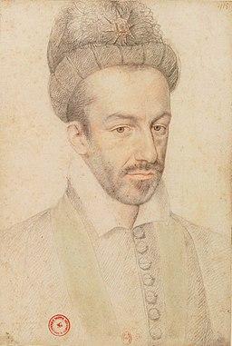 Henri III dessin Dumonstier