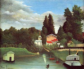 The Moulin d'Alfort