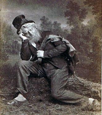 Peer Gynt - Henrik Klausen as Peer (1876)