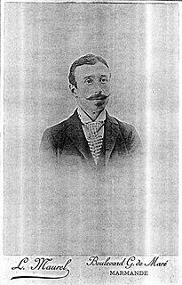 Henri Pépin French cyclist