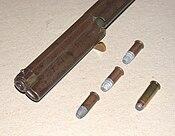 Henry Rifle Loading pos