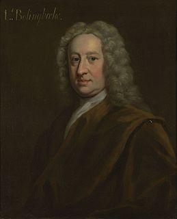 Viscount Bolingbroke