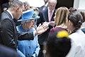 Her Majesty The Queen visit to 2 Marsham Street (22777206839).jpg