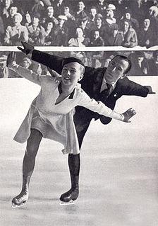 Ernst Baier German figure skater