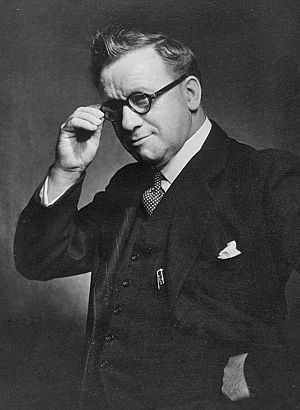 Deputy Prime Minister of the United Kingdom - Image: Herbert Morrison 1947
