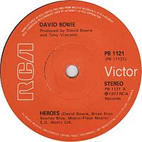 Heroes by David Bowie UK vinyl single.jpg