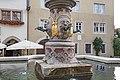 Herrngasse, Herrnbrunnen Rothenburg ob der Tauber 20180922 001.jpg