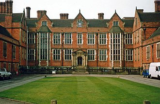 Heslington Hall - Image: Heslington Hall Front