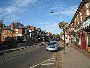 Heathfield, East Sussex - Image: High Street, Heathfield, East Sussex