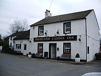 Highland Laddie Inn, Glasson - geograph.org.uk - 596562.jpg
