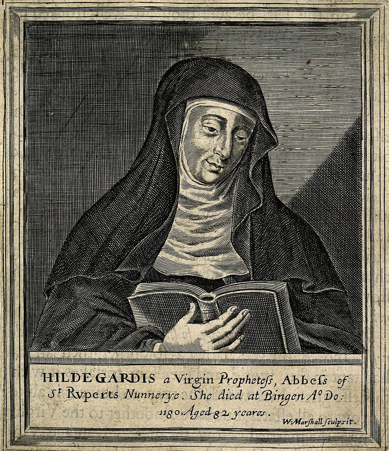 The accomplished St. Hildegard of Bingen
