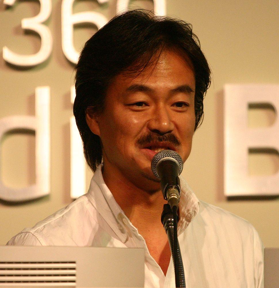 Hironobu Sakaguchi - Tokyo Game Show 2006