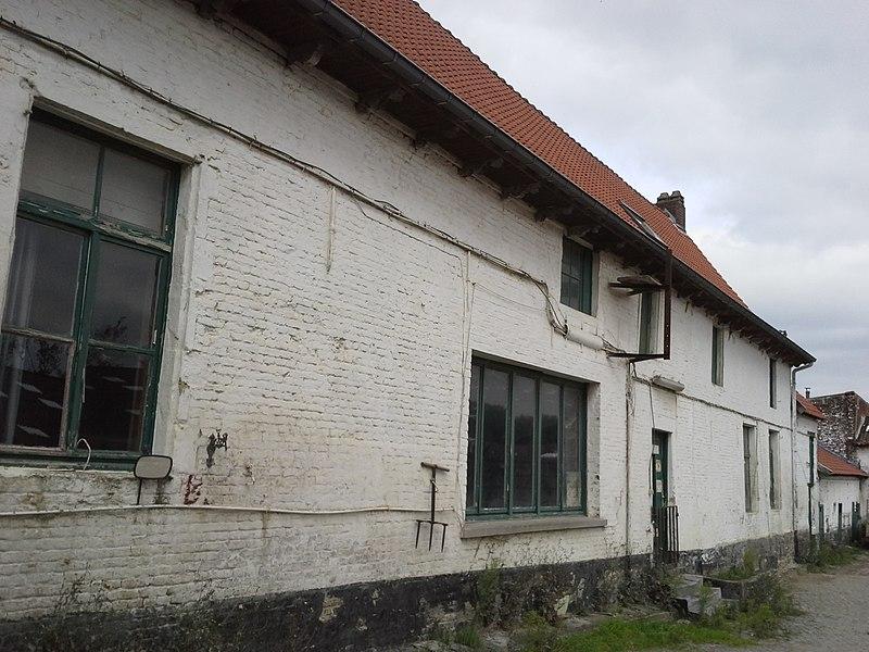 Farm Klein Hof te Bollebeek Terheidenboslaan Belgium