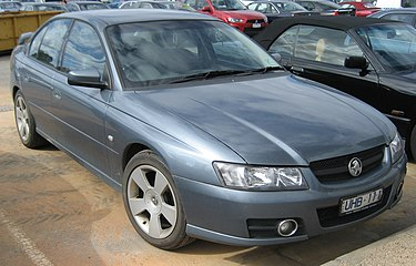 Holden Commodore (VZ) - Wikiwand